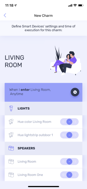 Intellithings RoomMe App