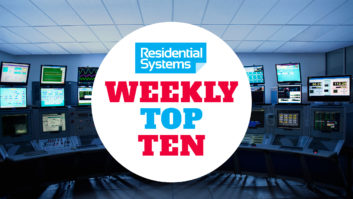 Resi Weekly Top 10