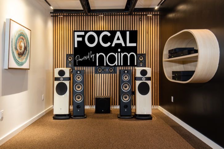 Focal Powered by Naim Store - Houston